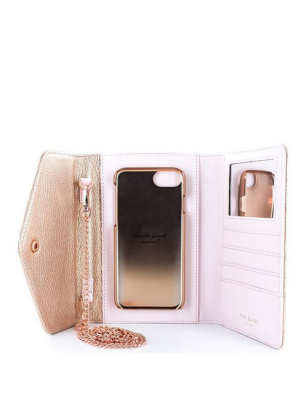 new concept cfa1e 9f223 Phone Purse iPhone 7/8 - Rose Gold