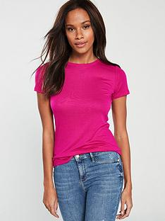 v-by-very-premium-scoop-neck-top-peony-pink