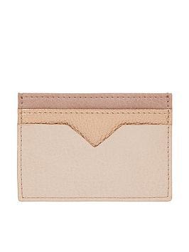 accessorize-v-cut-out-card-holder-rose-gold