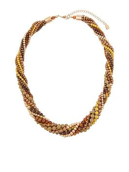 accessorize-twisted-bead-round-necklace