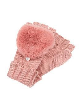 accessorize-faux-fur-capped-gloves