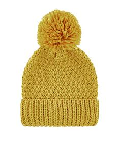 accessorize-opp-pom-beanie-hat-yellow
