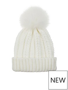 accessorize-luxe-pom-beanie-hat