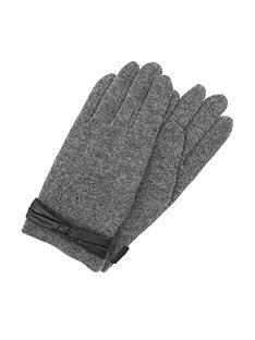 accessorize-wool-pom-gloves