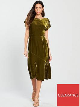 whistles-whistles-mina-velvet-dress