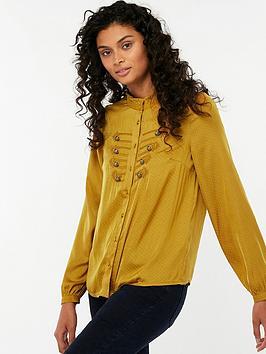 monsoon-marissa-military-blouse