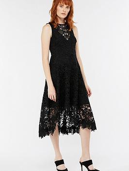 monsoon-marie-lace-asymmetric-dress-black