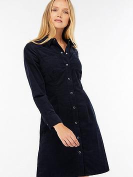 Monsoon Dolores Cord Dress