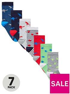 v-by-very-boys-7-pack-dinosaur-socks-multi