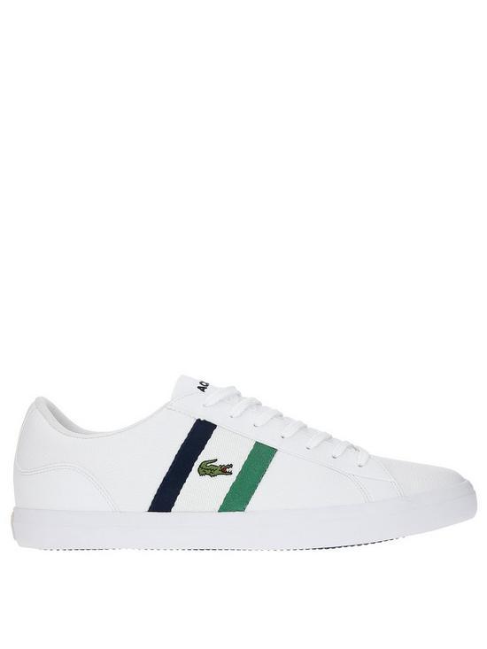 34d6639c0925 Lacoste Lerond Trainers – White