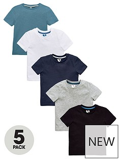 v-by-very-boys-5-pack-core-short-sleeve-t-shirts-multi