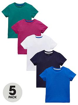 mini-v-by-very-boys-5-pack-t-shirts-brights