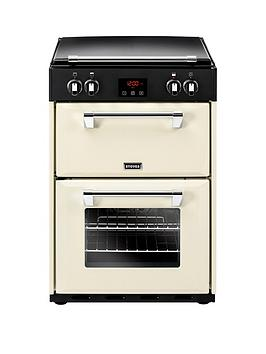 Stoves Richmond 600Ei 60Cm Wide Electric Cooker - Cooker With Connection