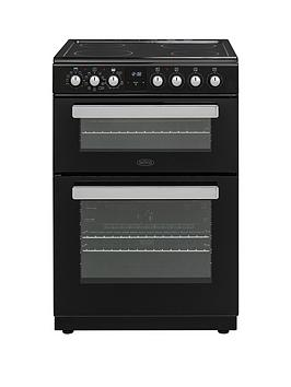 belling-fse608mfc-60cmnbspwide-electric-cookernbspwith-optional-connection-black