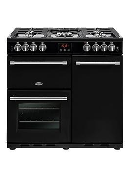Belling 90Gt Farmhouse 90Cm Gas Range Cooker - Rangecooker Only