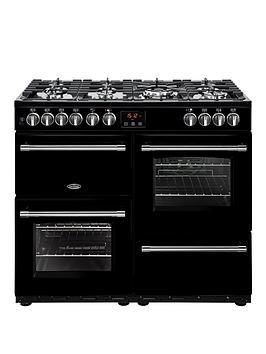 Belling 100Df Farmhouse 100Cm Dual Fuel Range Cooker - Rangecooker Only