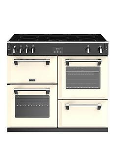 stoves-richmond-s1000ei-100cm-wide-electric-range-cooker-with-optional-connection-cream