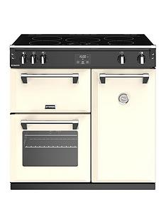 stoves-richmond-s900ei-electric-90cm-range-cooker-cream-with-optional-connection