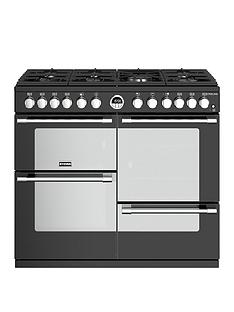 stoves-sterling-s1000df-dual-fuel-100cm-range-cooker-black-with-optional-connection