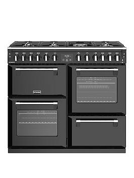Stoves Richmond S1000Df 100Cm Wide Dual Fuel Range Cooker - Rangecooker Only Best Price, Cheapest Prices