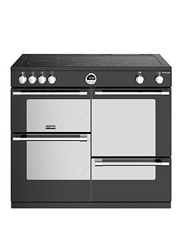 stoves-sterling-s1000ei-100cm-wide-electric-range-cooker-with-optional-connection-black