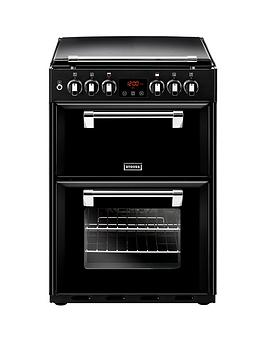 Stoves Richmond 600Df 60Cm Wide Dual Fuel Cooker - Cooker With Connection