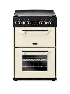 stoves-richmond-600df-60cmnbspwide-dual-fuel-cooker-cream-with-optional-connection
