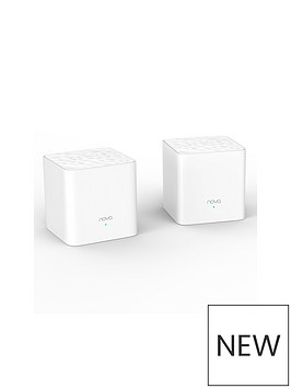 tenda-tenda-nova-mw3-easy-install-whole-home-wi-fi-system-2-pack