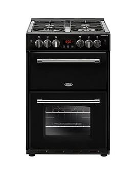 Belling 60G Farmhouse 60Cm Wide Gas Cooker - Cooker Only
