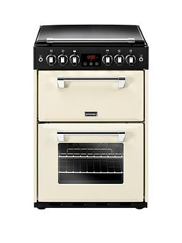 Stoves Richmond 600G 60Cm Wide Gas Cooker - Cooker Only
