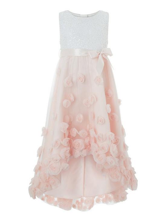 236c2b12d1d Monsoon Ianthe Sparkle Dress | very.co.uk