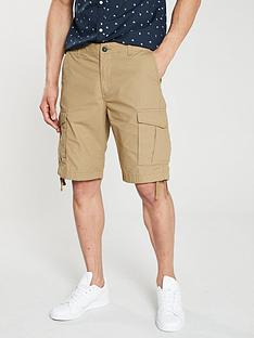 004307a517897a Jack   Jones Anakin Cargo Shorts - Stone