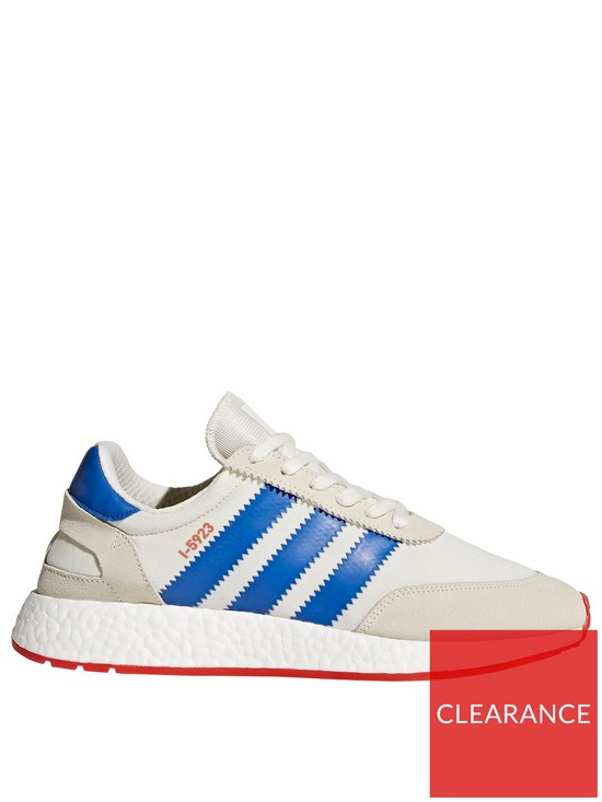 28c2d288e16 adidas Originals I-5923 - White Blue Red