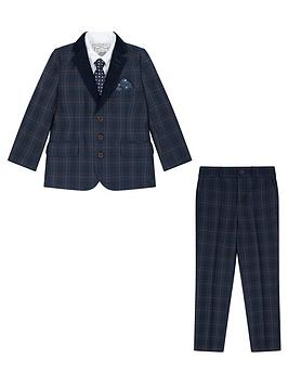 monsoon-finley-check-complete-jacket-set