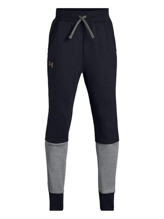 9b6715a8b98dd7 UNDER ARMOUR Under Armour Boys Unstoppable Double Knit Pant | very.co.uk