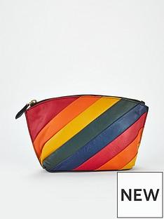 warehouse-rainbow-makeup-bag