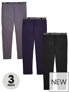v-by-very-boys-3-pack-chilled-vibes-lounge-bottoms-multi