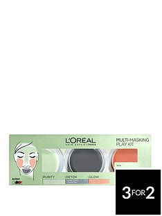 loreal-paris-loreal-paris-skin-expert-multi-masking-clay-play-kit