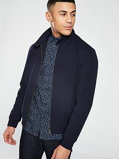 selected-homme-harrington-jacket-navy