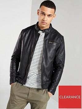 selected-homme-lambnbspleather-jacket-black