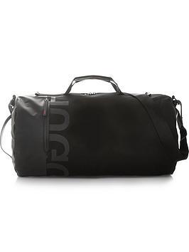 hugo-tech-nylon-holdall-bag-black