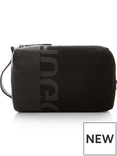 hugo-mens-tech-nylon-washbag-black