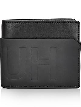 hugo-mens-hero-leather-billfold-walletnbsp--black