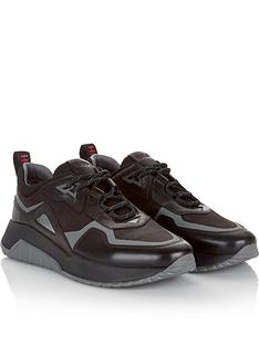 hugo-mens-atom-mixed-materials-runner-trainers-black