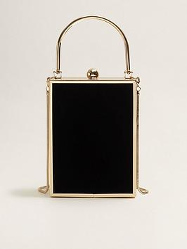 mango-square-cross-body-bag-black