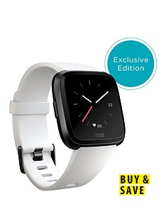 fitbit-versa-white-black-aluminium-exclusive-colour