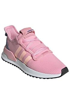 purchase cheap de129 af38d adidas Originals U Path Run - Pink