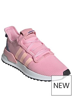 e6b52a2306e62 adidas Originals U Path Run - Pink