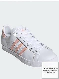 adidas Originals Court Star - White Pink 35ae3688ae