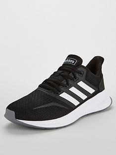 1d5302fa16e1 adidas Runfalcon - Black White